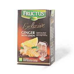Caj djumbir sa limunom Fructus 44g