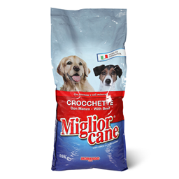 Hrana za pse Miglior Cane krok.10kg