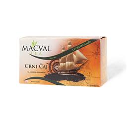 Caj crni Macval sa aromom bergamota 40g