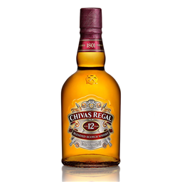 Whisky Chivas Regal 12 Y.O.kut.0.5l