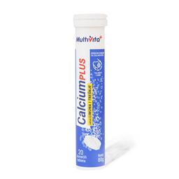 Sum.tablete Multivita Kalcijum+ 20/1 80g