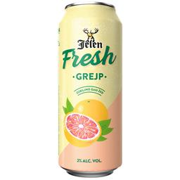 Pivo Jelen Fresh grejp CAN 0.5L