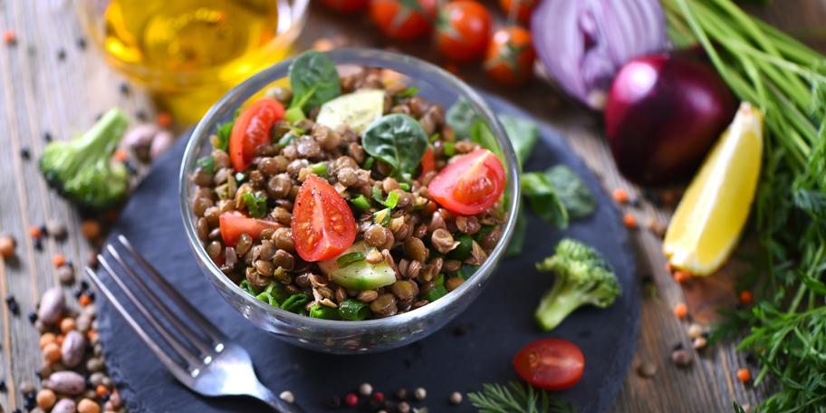 Salata od sočiva