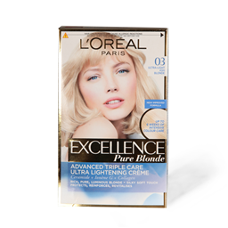Farba Loreal Excellence 03 UL Ash Blonde