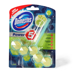 Domestos RB Power 5 Lime 55g