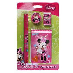 Pisaci set skolski Disney