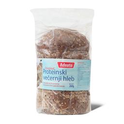 Proteinski vecernji hleb Adepto 260g