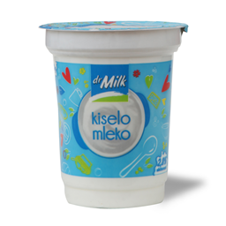 Kiselo mleko 2.8%mm Dr Milk casa 180g