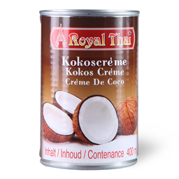 Kokosov krem Royal Thai 400ml
