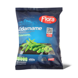 Smrznuti edamame Flora  450g