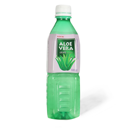 Sok Aloe Vera grozdje Lotte Pet 500ml