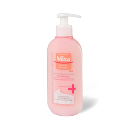 Pena/ciscenje lica Mixa prot.crven.200ml