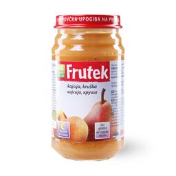 Kasica Fructal kajs.,kruska Frutek 190g