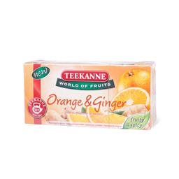 Caj narandza i djumbir Teekanne 45g