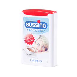 Zasladjivac Sussina 200 tableta
