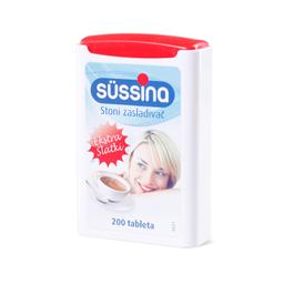 Zasladjivac Sussina 200 tableta