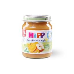 Kas.Hipp bio bundeva,jabuka 125g