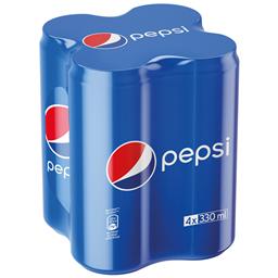 Pepsi 4x0.33l lim
