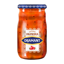 Paprika pecena Dijamant 680g
