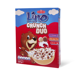 Cerealije Lino crunch duo 225g