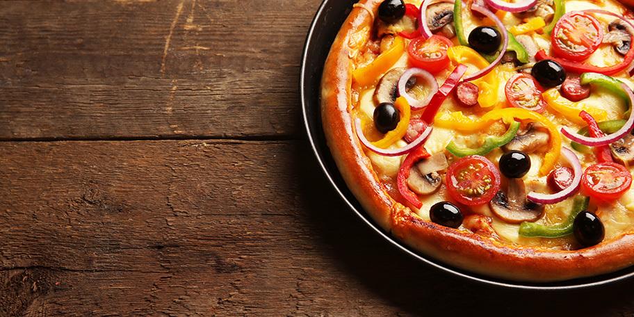 Pica sa povrćem