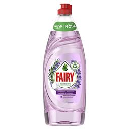 Det.za sud.Fairy P&N Lavender 650ml