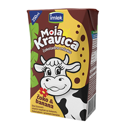 Coko ml.Kravica coko&banana 1% 0.25l TB
