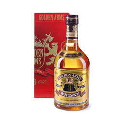Whiskey Golden Arms kutija 0.7l