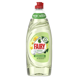 Det.za sud.Fairy P&N Ginger 650ml