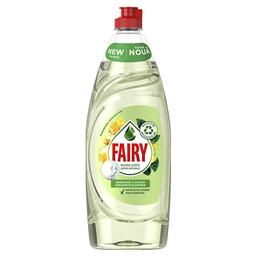 Det.za sud.Fairy P&N Ginger 650ml