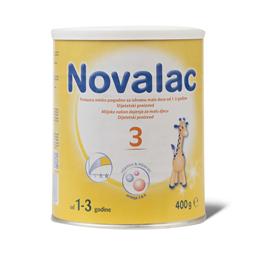 Prelazno mleko 3,1-3god,Novalac 400g