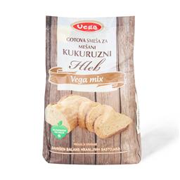Gotova smesa za kukuruzni hleb Vega500g