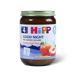 Kasica Hipp za l.noc-Griz-jab-bres190g