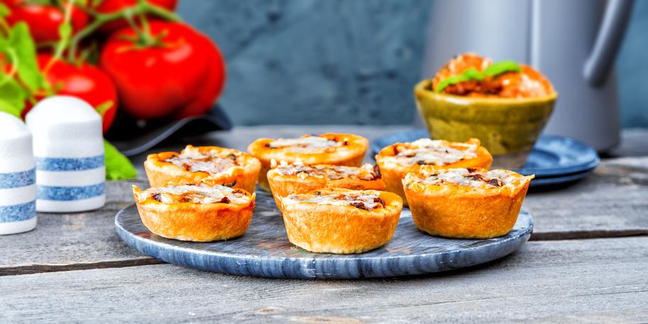 Mini-tart na italijanski način
