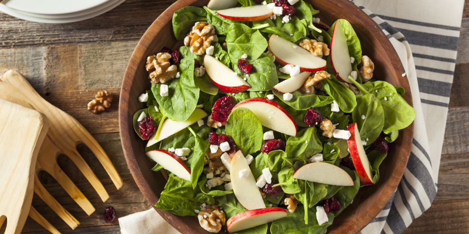 Veganska salata