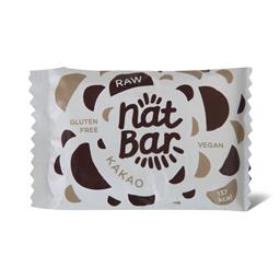 Sirovi energetski bar NatBar kakao 30g