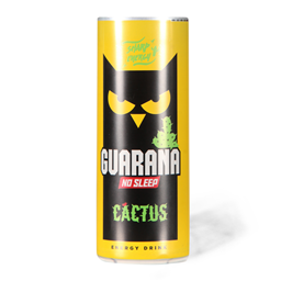 Energ.napitak cactus Guarana 0.25l can