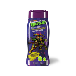 Ninja turtles sampon i gel M&L 250ml