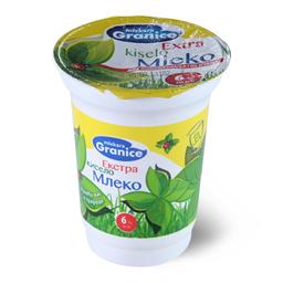 Extra kiselo mleko 6%mm casa Granice180g