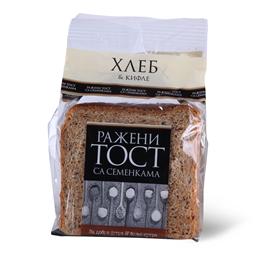 Tost razeni sa semenkama Hleb&Kifle 300g