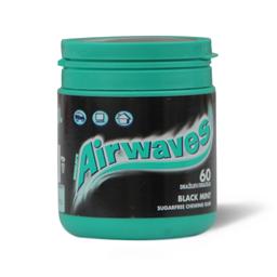 Zvaka Airwaves Blackmint 84g bottle