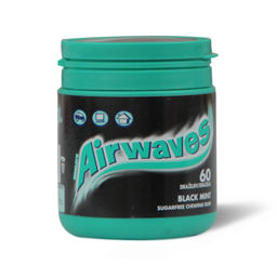Zvaka Airwaves Blackmint 84g bottle