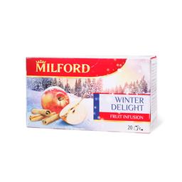 Caj zimski jabuka&cimet Milford 20x2.5g