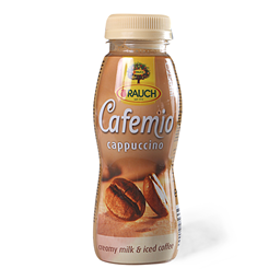 Cafemio Cappuccino Rauch 250ml Pet Boca
