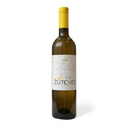 Vino Zuti cvet vinarija Aleksic 0,75l