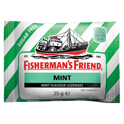 Bombone pepermint Fisherman's friend 25g