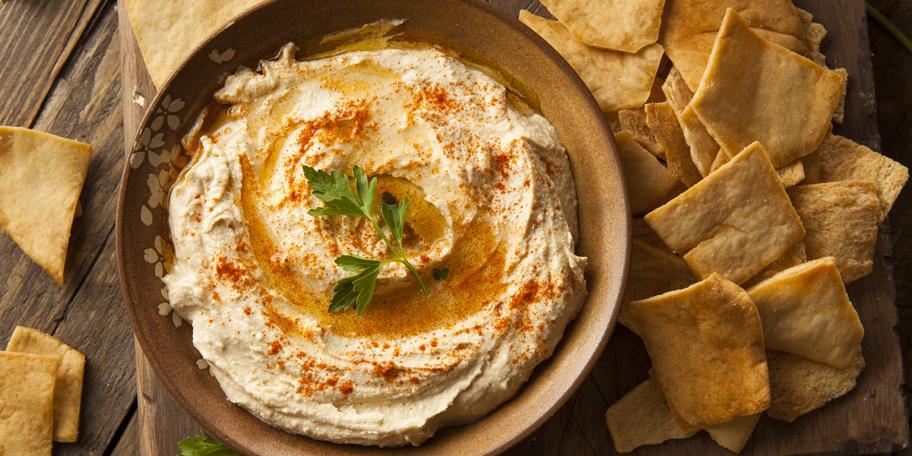Tradicionalni namaz od leblebija - humus