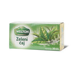 Zeleni caj Welton 30g