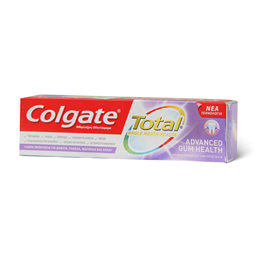 Colgate pasta total advanced gum health