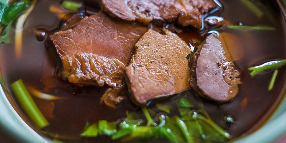 Kineska goveđa supa